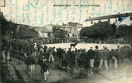 Milhaud Une Course De Taureaux - France