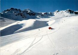 Scuol-Tarasp-Vulpera - Skigebiet Jonvrai Mit Piz Minschun (181) * 17. 1. 1970 - SG St. Gall