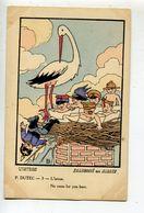 Cigogne Illustrateur Anti-boche - Other Illustrators