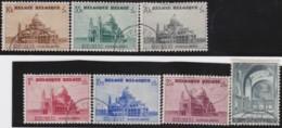 Belgie     .    OBP        .    471/477        .         O      .        Gebruikt  .   /   .   Oblitéré - Belgium
