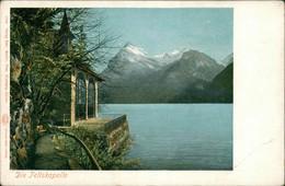 Ansichtskarte Sisikon Die Tellskapelle 1900 - UR Uri