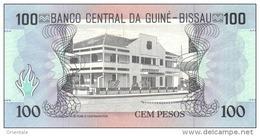 GUINEA BISSAU P. 11 100 P 1990 UNC - Guinee-Bissau