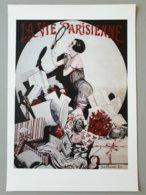 Affiche : La Vie Parisienne , Le Nouvel An & - Affiches