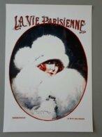 Affiche : La Vie Parisienne , Fleur D'hivers, La Rose Des Neiges  & - Affiches