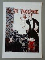 Affiche : La Vie Parisienne, C'est La Bonne Robe Pour Une Soirée  & - Affiches
