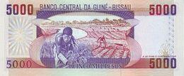 GUINEA BISSAU P. 14b 5000 P 1993 UNC - Guinee-Bissau