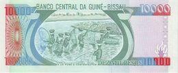 GUINEA BISSAU P. 15b 10000 P 1993 UNC - Guinee-Bissau