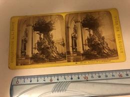 Stereo Photo Vers 1880    BELGIQUE MALINES La Chaire De Saint Rombaut - Photos Stéréoscopiques