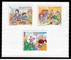 Switzerland 2015 - Pro Juventute Stamp Set Mnh - 2015