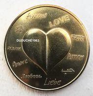 Monnaie De Paris 87.Saint Victurnien - Une Médaille Pour L'Amour  2015 - 2015