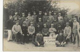 KONIGSBRUCK Camp De Prisonniers - KRIEGSGEFANGENENSENDUNG - Correspondances  - La 15 Du 164 En Captivité - Weltkrieg 1914-18