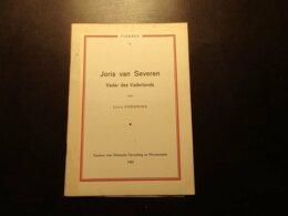 Joris Van Severen - Door Louis Gueuning - 1962 - Wakken Brugge - Dentergem