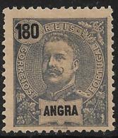 Angra – 1898 King Carlos 180 Réis - Angra