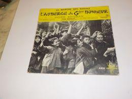 45 TOURS LA MARCHE DES GOSSES DU FILM L AUBERGE DU 6 EME BONHEUR - Vinyl Records