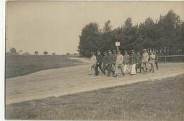 KONIGSBRUCK Camp De Prisonniers - KRIEGSGEFANGENENSENDUNG - Correspondances  - Promenade - Weltkrieg 1914-18
