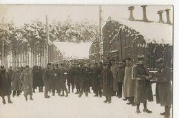 KONIGSBRUCK Camp De Prisonniers - KRIEGSGEFANGENENSENDUNG - Correspondances  -  Hiver  - - Weltkrieg 1914-18