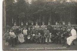 KONIGSBRUCK Camp De Prisonniers - GEFANGENEN LAGER - Correspondances  -  Franzosenkapelle - Guerra 1914-18