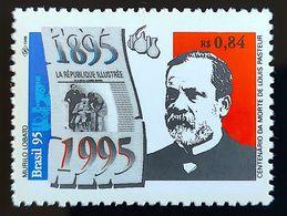 Brazil Stamp C 1933 Louis Pasteur Biology Health 1995 - Ungebraucht