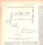 Récit Du Commandant Chaltin Du Combat De Redjaf-Victoire De L'Etat Indépendant Du Congo-Patriote Illustré Du 26/9/1897 - Belgien