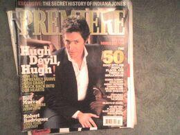 Premiere USA Hugh Grant Bill Murray George Clooney Robert Rodriguez Indiana Jones Jordan Ladd Kate Bosworth - Arte
