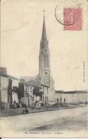 49 VILLEDIEU - L'Eglise - France