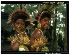 (F 10) Papua New Guinea (native) - Papua-Neuguinea