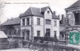 72 - Sarthe -  BOULOIRE - Fabrique De La Maison Virlouvet De Paris - Facade Ouest - Bouloire