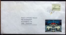 Greenland 1980 Letter  Cristianshåb 3-12-1980 ( Lot 2101 ) - Groenland