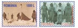 826  Expédition Scott: 2 Entiers (c.p.) - Scott South Pole Expedition: 2 Stationery Postcards. Antarctic Ski - Polar Exploradores Y Celebridades