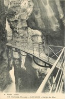 74 - ANNECY - LES GORGES DU FIER - LOVAGNY - Annecy