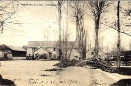 FRÉTEVAL (41) - La Papeterie - Ed. H Oudin - Autres Communes