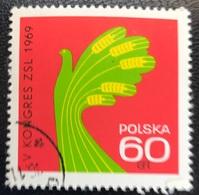 Polska - Poland - P1/19 - (°)used - 1969 - Congres Boerenpartij - Michel Nr.1907 - Vegetables