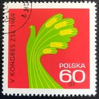 Polska - Poland - P1/19 - (°)used - 1969 - Congres Boerenpartij - Michel Nr.1907 - Used Stamps