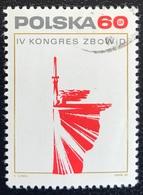 Polska - Poland - P1/19 - (°)used - 1969 - Congres Vrijheidstrijders - Michel Nr.1949 - Used Stamps