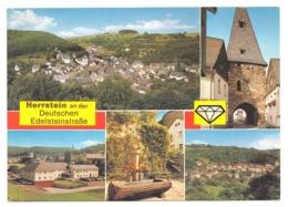 Herrstein An Der Deutschen Edelsteinstrasse - Lkr. Birkenfeld - 5 Ansichten (1) - Birkenfeld (Nahe)