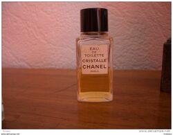 Miniature Chanel Cristalle EDT 19ml - Modern Miniaturen (vanaf 1961)