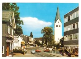 Wiehl Im Oberbergischen Land - Stadmitte - Wiehl