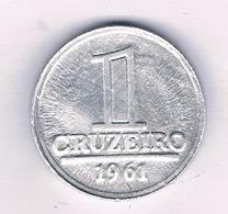 1 CRUZEIRO 1961  BRAZILIE /5799/ - Brazil