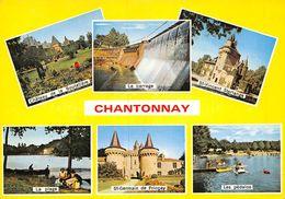 M-20-1358 : CHANTONNAY. VUES MULTIPLES - Chantonnay