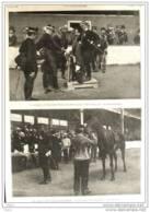 Le Raid Bruxelles - Ostende - Inscription Des Chevaux - Page Original 1902  ( 1 ) - Documents Historiques