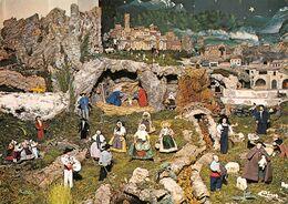 M-20-1384 : LES ARCS. LA CRECHE ANIMEE - Les Arcs