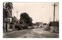 21 COTE D'OR - AISEREY La Route De Dijon - Autres Communes