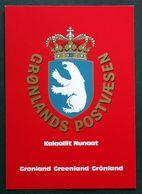 Greenland  Cards 1981 ( Lot 183 ) - Greenland