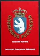 Greenland  Cards 1982 ( Lot 180 ) - Greenland