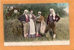 Palermo Sicili Italy 1900 Postcard - Palermo