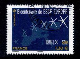 2019 N - BICENTENAIRE ESCP EUROPE OBLITERE CACHET ROND #230# - Frankreich