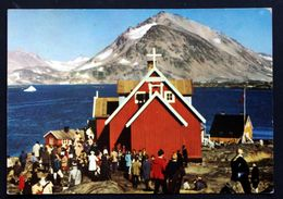 Greenland   Cards  The Church,Kap Dan ( Lot 199 ) - Greenland