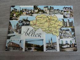 DEPARTEMENT ALLIER - MULTIVUES - - Moulins