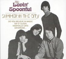 The LOVIN' SPOONFUL - Summer In The City - 2 CD - Rock