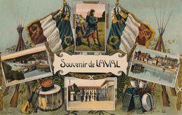 Laval 53 (1251) Souvenir De Laval - Laval